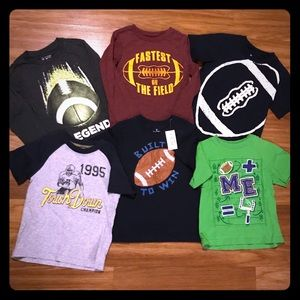 Children's Place Shirts & Tops - Size 3T 🏈 Bundle of SIX Shirts